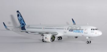 Airbus A321 NEO House / Demo Livery JC Wings Diecast Model Scale 1:400 XX4088 E